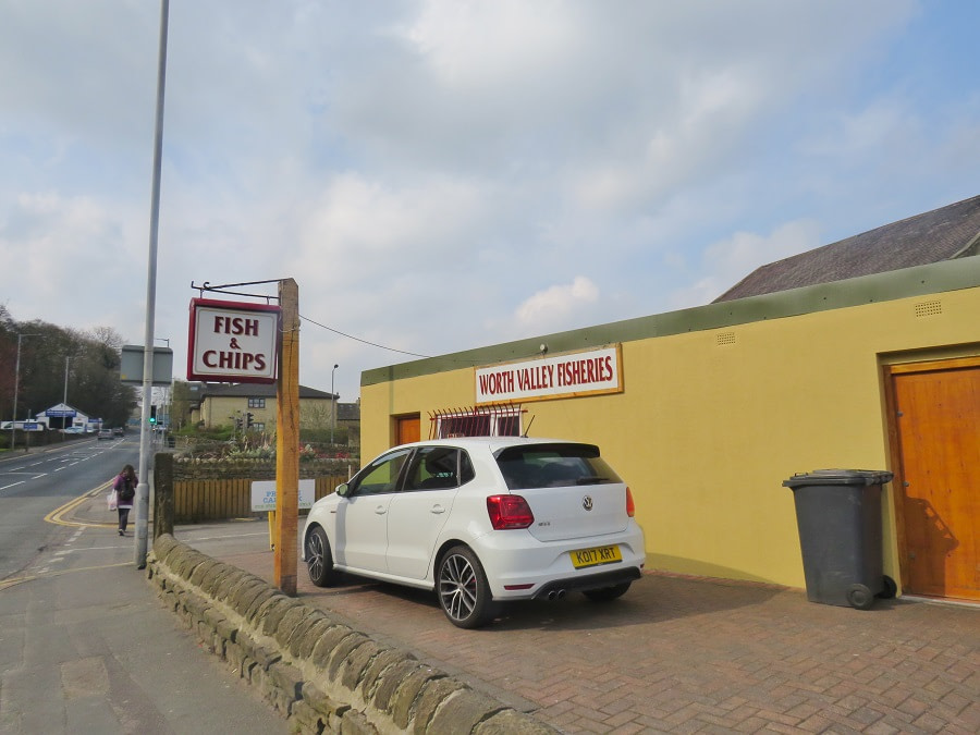 Freehold Fish and Chip Shop
