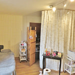 Unisex Hair Salon with Freehold Property