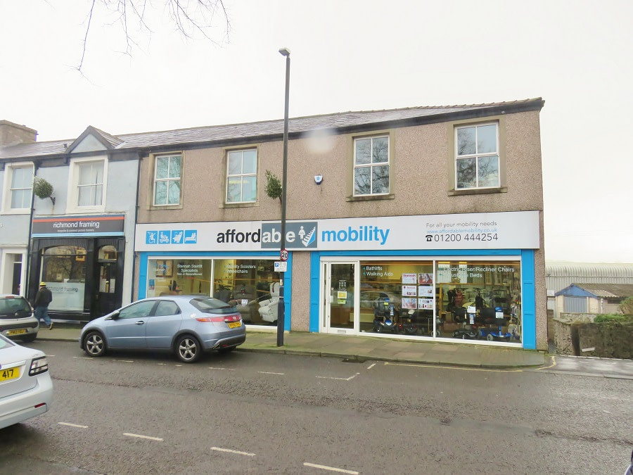 Very Well Known Mobility Store